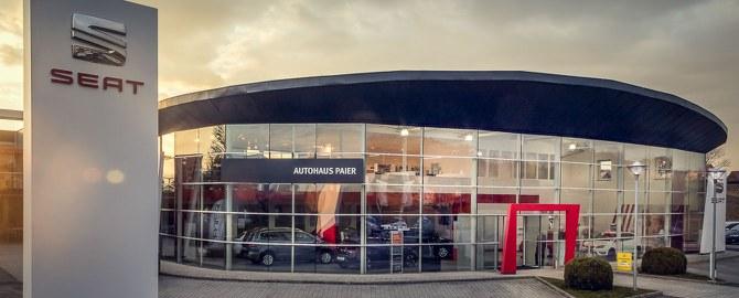 Autohaus Paier & Paier Gmbh (Vertrieb)
